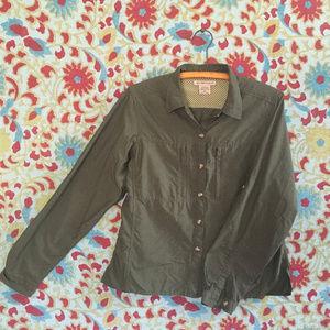 Exofficio Women's Long Sleeve Hiking Shirt (M)